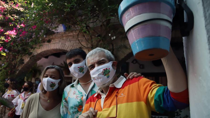 Patios y moda con orgullo en Córdoba