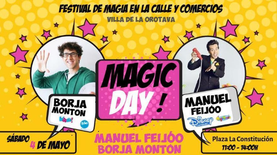 La Villa organiza un festival de magia para celebrar el Día de la Madre