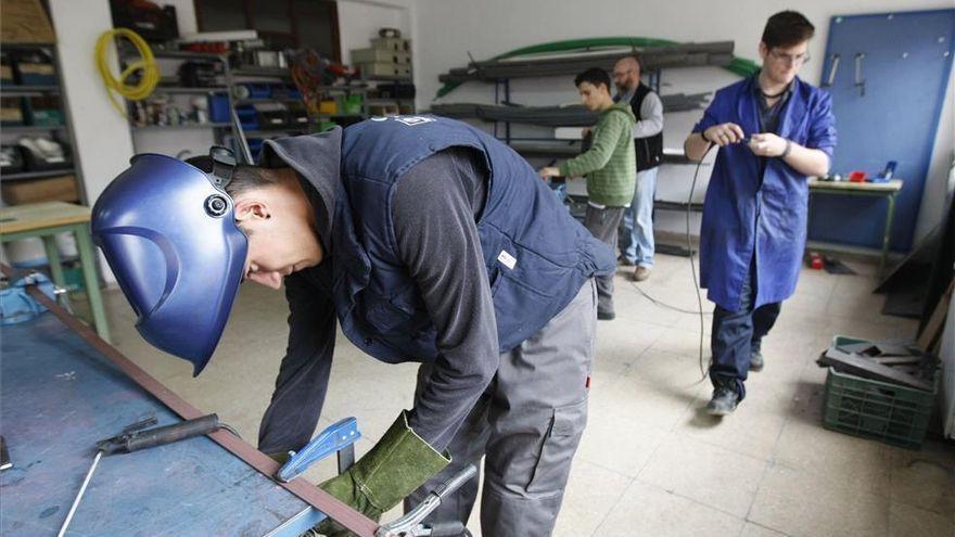 Crecen un 20% las solicitudes para estudiar FP en Extremadura