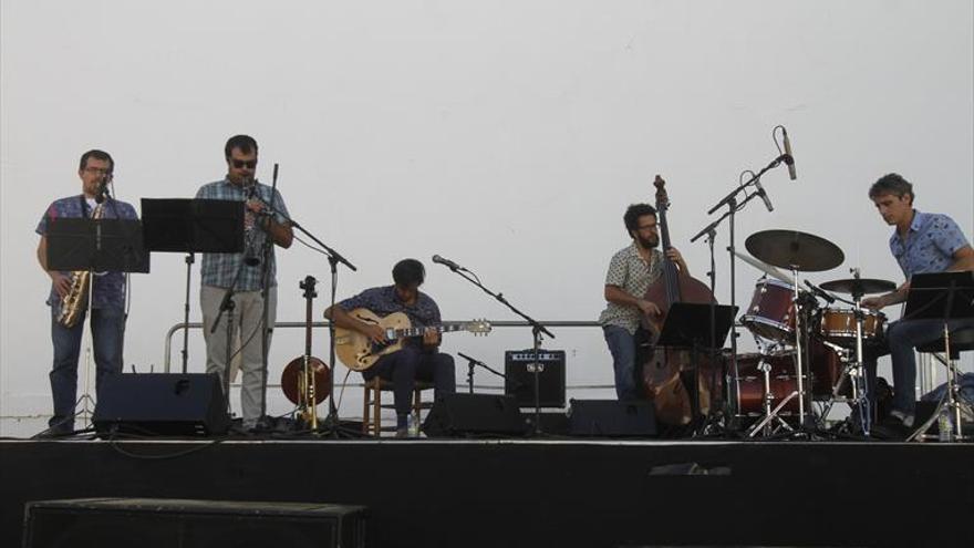 Qurtubajazz atrae a 3.500 personas a sus actividades