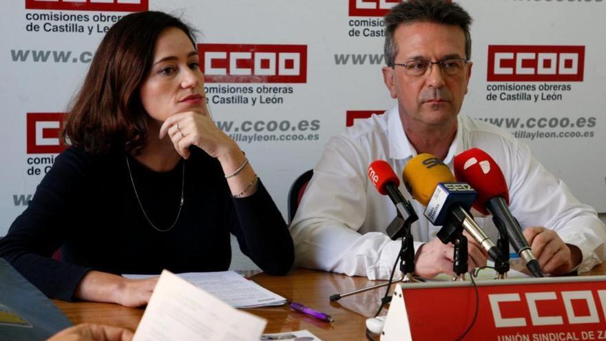 CC OO Zamora pone en marcha un plan contra el acoso sexual en el trabajo