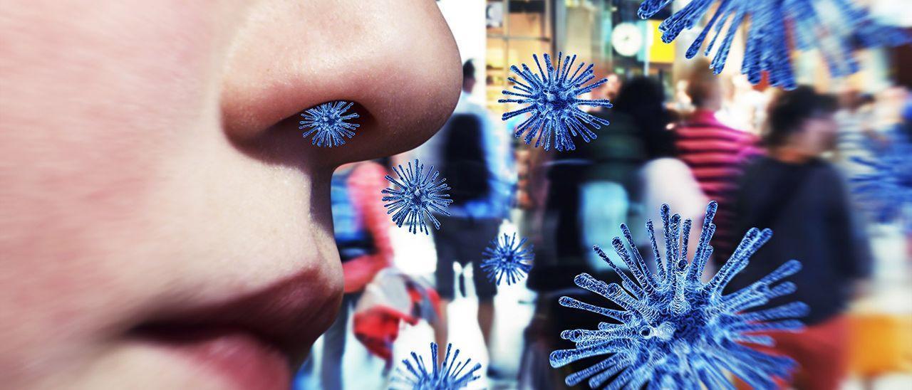 La OMS resalta la importancia de la ventilación para reducir contagios.