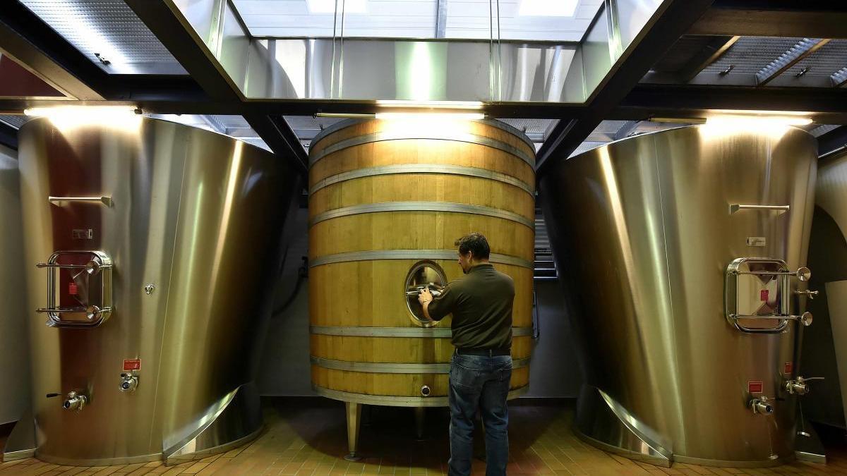 Las tiendas de vino se reinventan