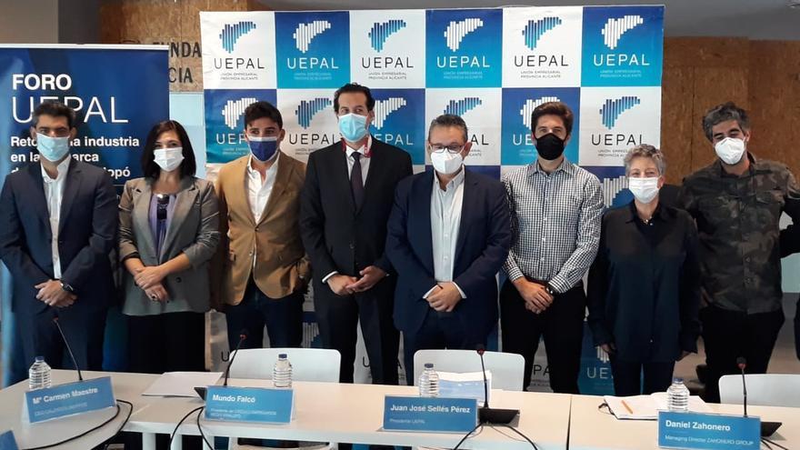 Los empresarios del Vinalopó reclaman más suelo industrial adaptado a las nuevas empresas