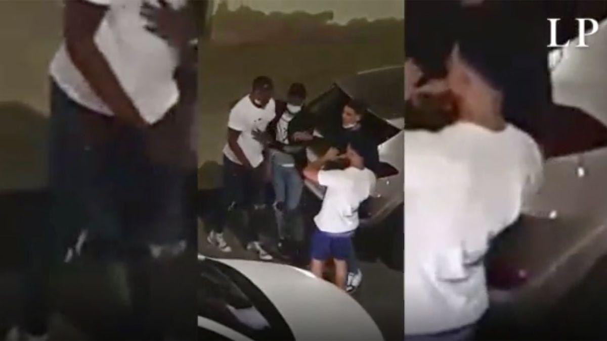 Detenidos siete futbolistas por propinar palizas en Canarias
