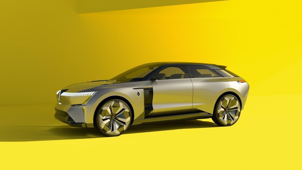Los prototipos de Renault, 20 años mostrando el futuro