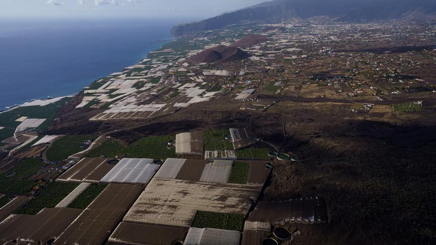 BBVA lanza un paquete de medidas para los afectados por el volcán de La Palma