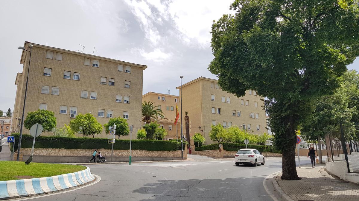 El PFEA de Lucena incluye obras de mejora en el cuartel de la Guardia Civil