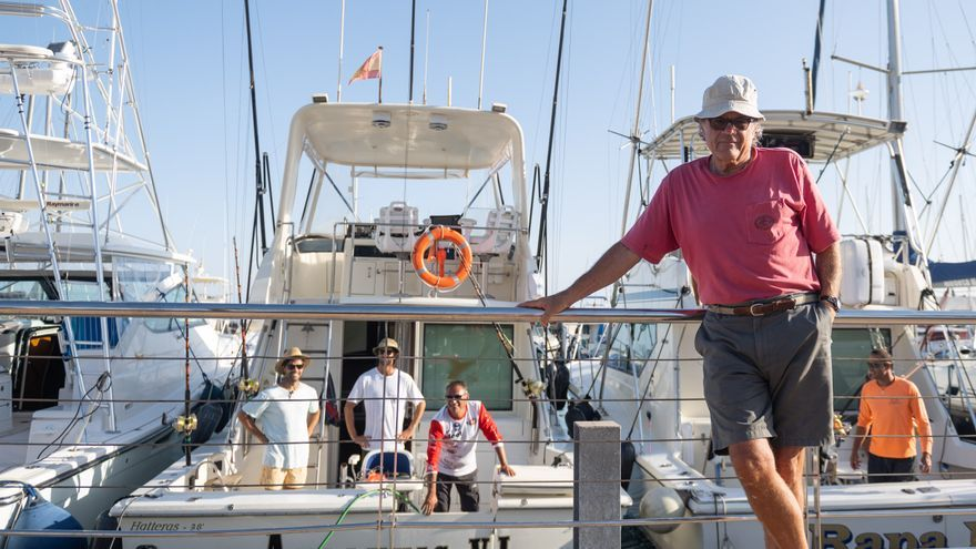 El Blue Marlin acude al I Open Internacional Pesca de Altura Gran Canaria