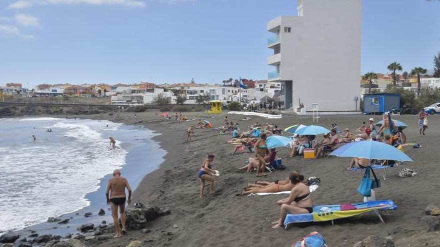 La cala de culto  de Gran Canaria