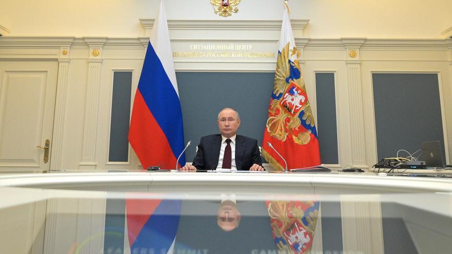 Rusia asegura que Putin y Biden tienen intención de reunirse en junio
