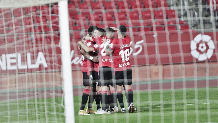 El Mallorca recupera el gol