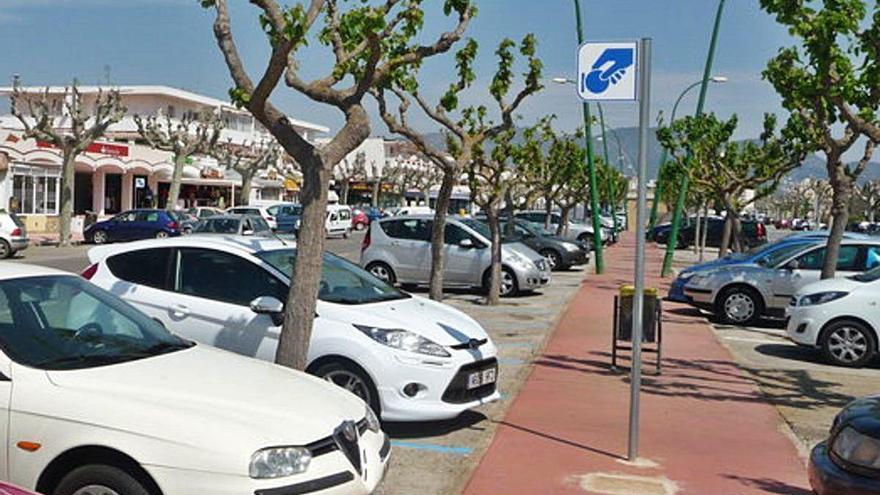 L'alcalde de Castelló reitera que s'acaben les zones blaves
