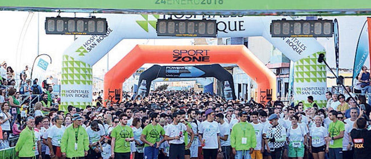El maratón 2017 coge forma