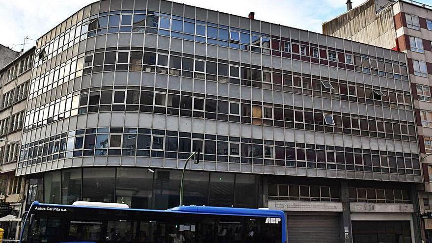 ¿Por qué no está blindado el edificio Citroën?