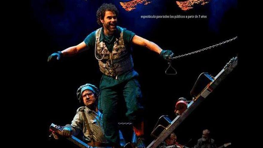 """El teatro infantil regresa hoy al Teatro Latorre de Toro con la obra """"El viaje   de Ulises"""""""