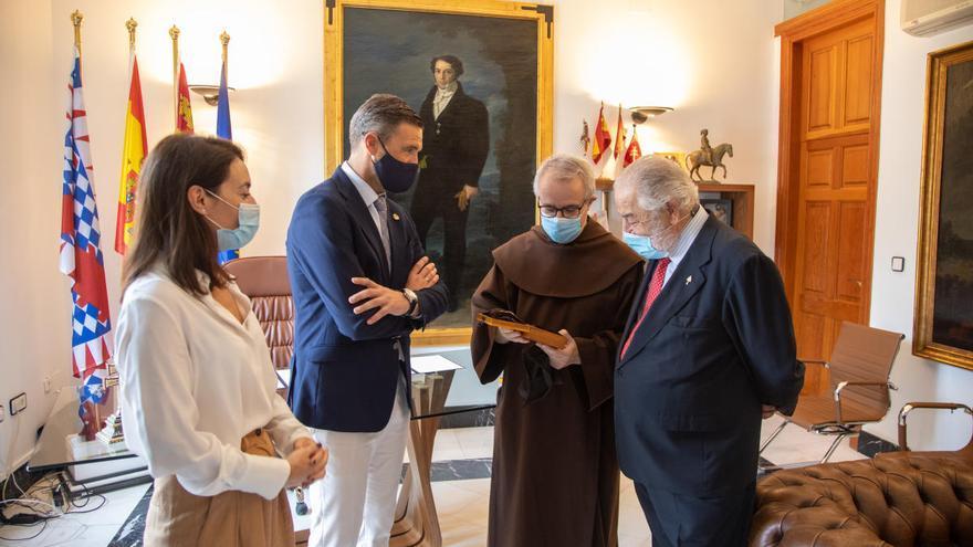 La casa de San Juan en Caravaca será un centro de espiritualidad