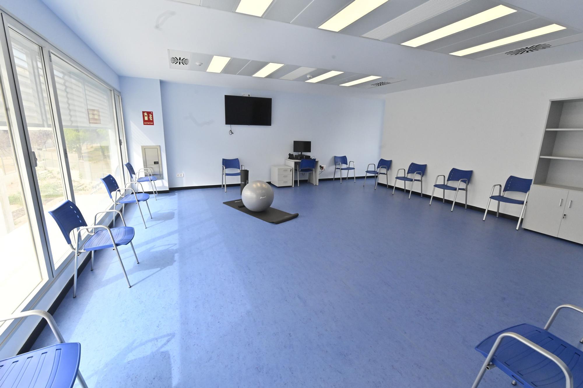 Así es el nuevo centro de salud Raval de Castelló