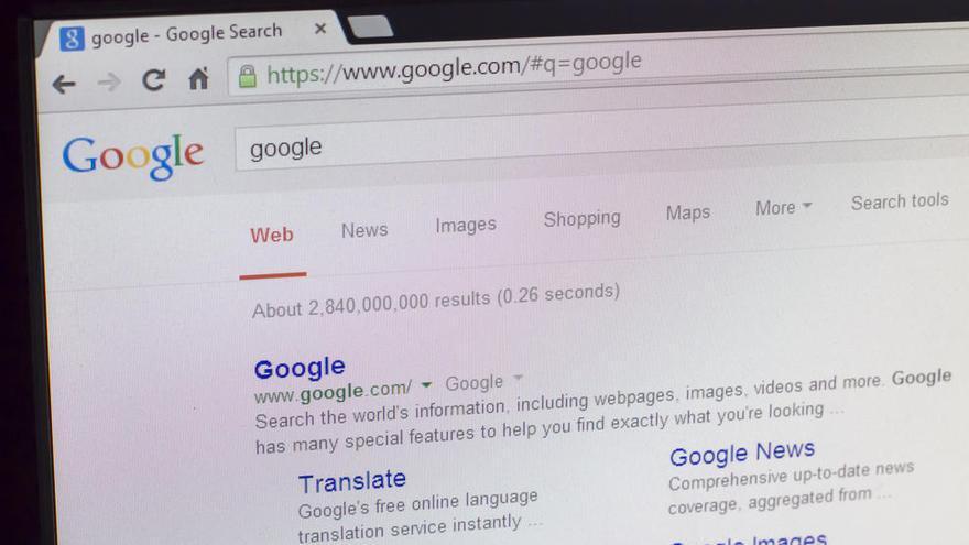 Cómo lograr que tu nombre aparezca arriba en los resultados de Google