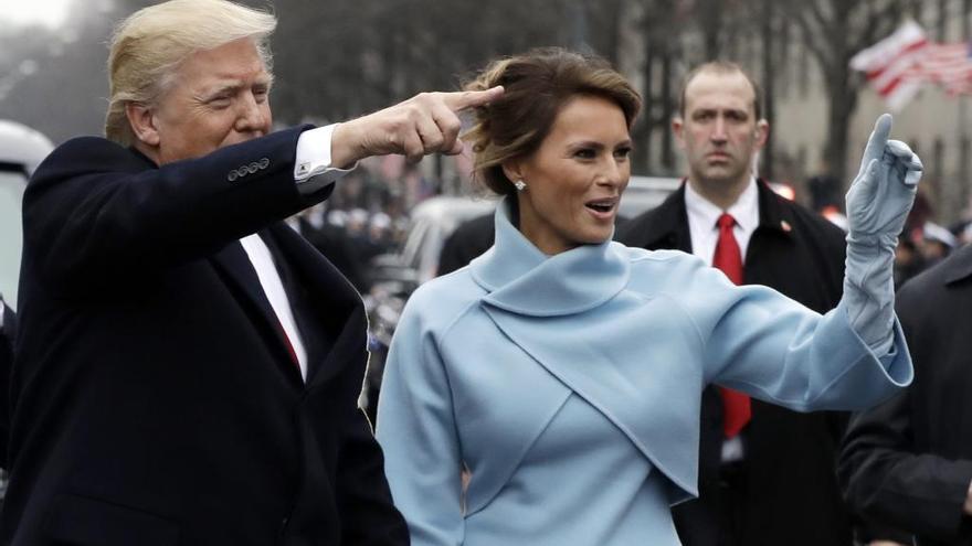 Boicot a Ralph Lauren por haber vestido a Melania Trump