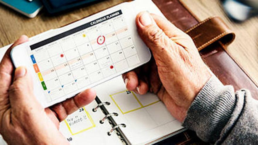Así será el calendario laboral del año que viene