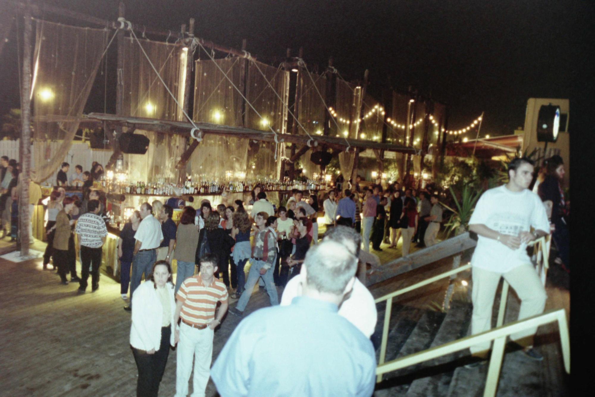 Remember 90´s: Así era la fiesta en La Floridita, Legend y Puzzle