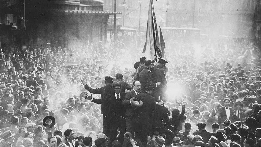 La instauración de la Segunda República, a análisis en la XXI edición del Curso de Historia Política Contemporánea