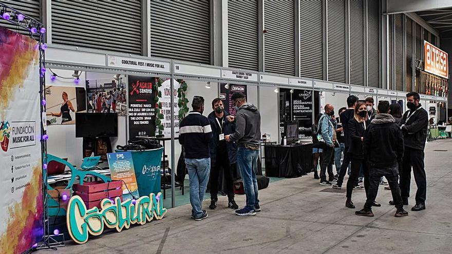 El impacto económico de la Feria Hispano Lusa de la Música en Zamora supera los 200.000 euros