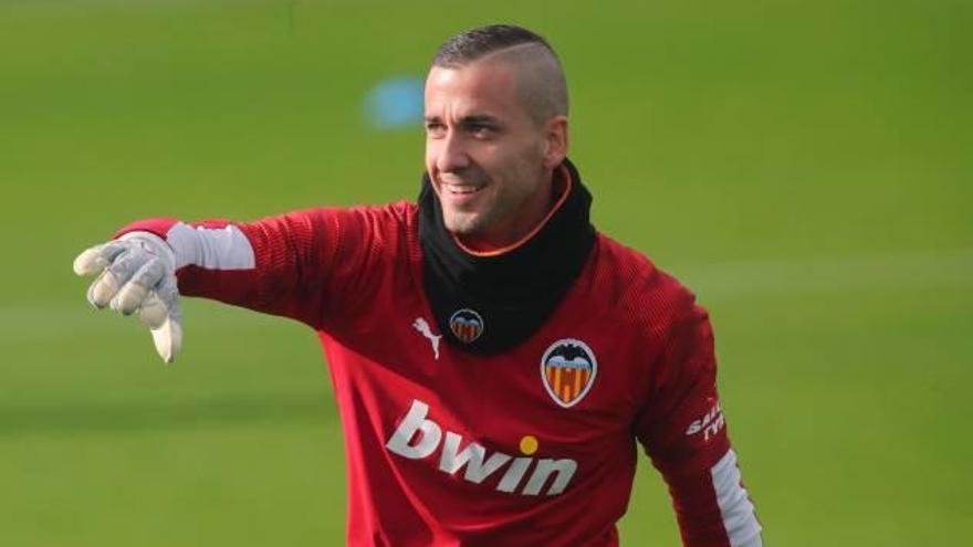 Jaume seguirá en el Valencia hasta 2023