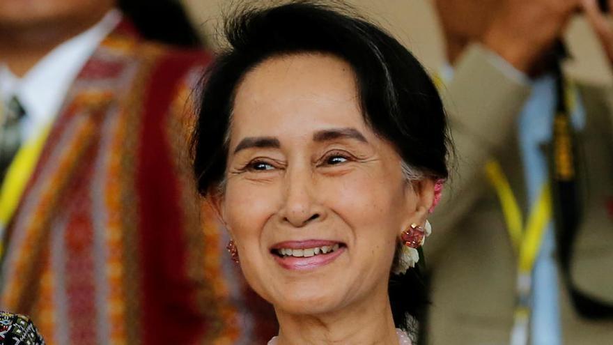 El Consejo de Seguridad de la ONU pide liberar a Aung San Suu Kyi