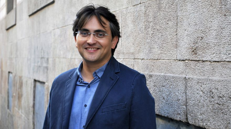 """Gonzalo Torné: """"En Barcelona existe una alquimia increíble entre el castellano y el catalán"""""""