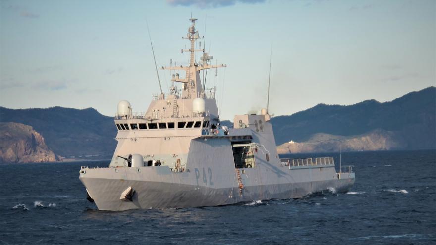 Rusia vigila al buque español 'Rayo', en el mar Negro para un ejercicio de la OTAN