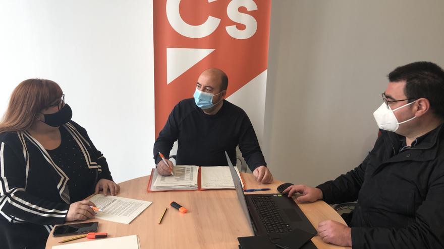 Ciudadanos elige a la nueva junta directiva de la agrupación local de San Vicente