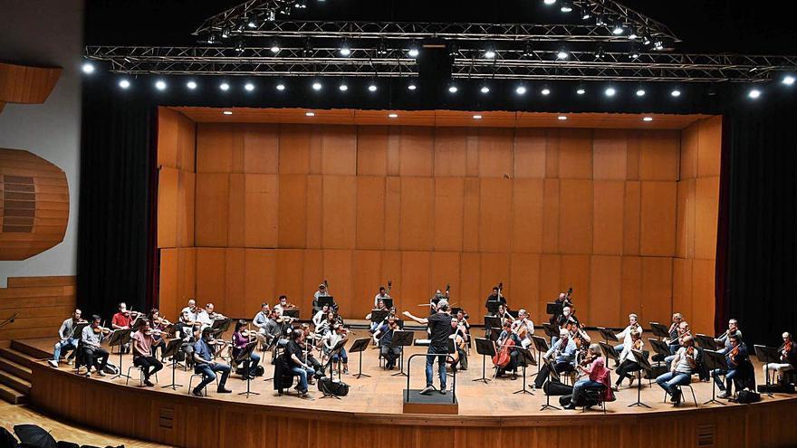 Quince días para el Palacio de la Ópera