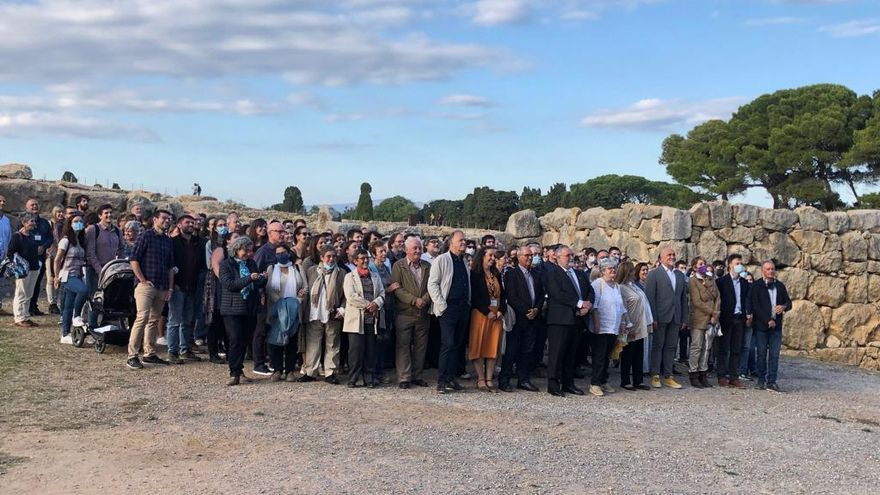 Empúries celebra els 75 anys dels cursos «referents de l'arqueologia» nacional i internacional