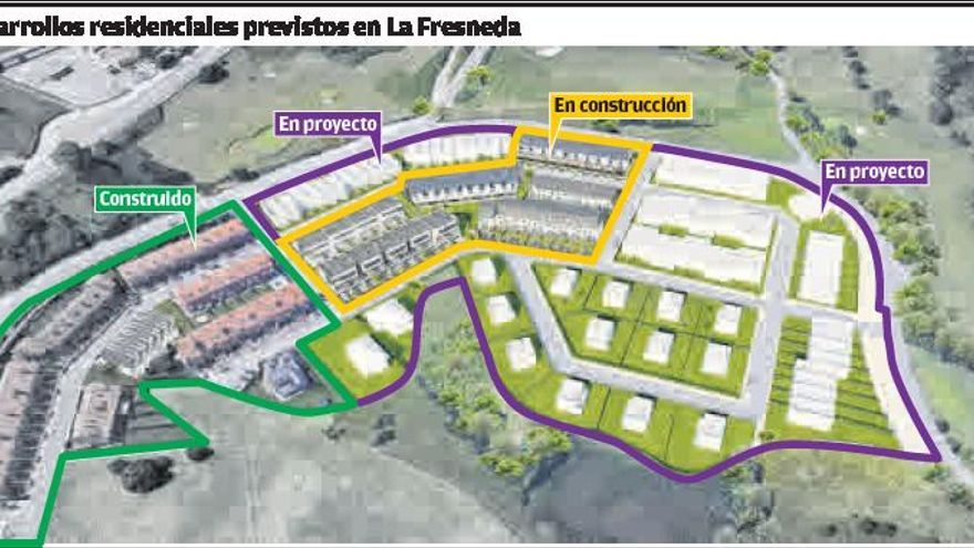 """Una urbanización que es un """"sueño"""" para los residentes, deseosos de que lleguen más vecinos"""