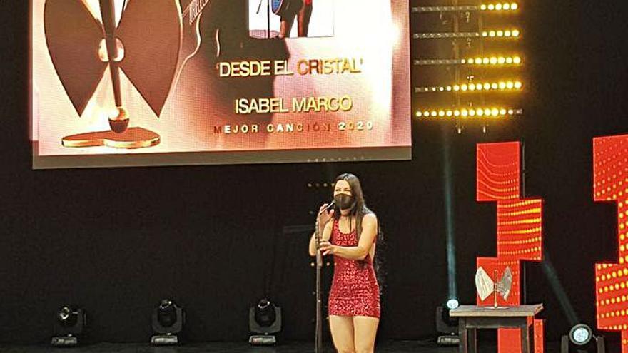 Artistas alagoneros brillan en la gala de los Premios de la Música Aragonesa