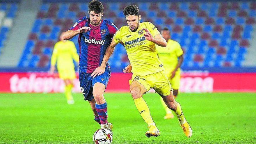 La receta de Pedraza para que el Villarreal gane la final