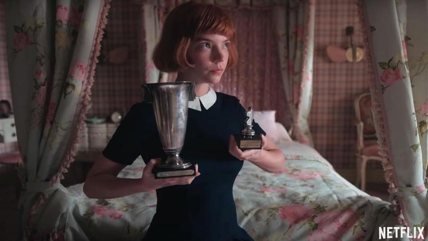 ¿Prepara Netflix una segunda entrega de 'Gambito de dama'?