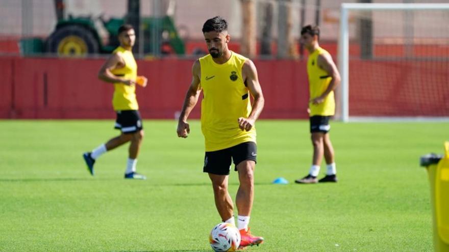 """Jaume Costa: """"El Mallorca es quien más se ha interesado por mí"""""""