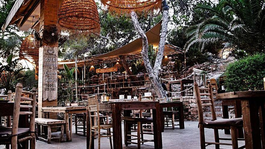 El chiringuito Cala Gracioneta, la joya escondida de Grupo Mambo