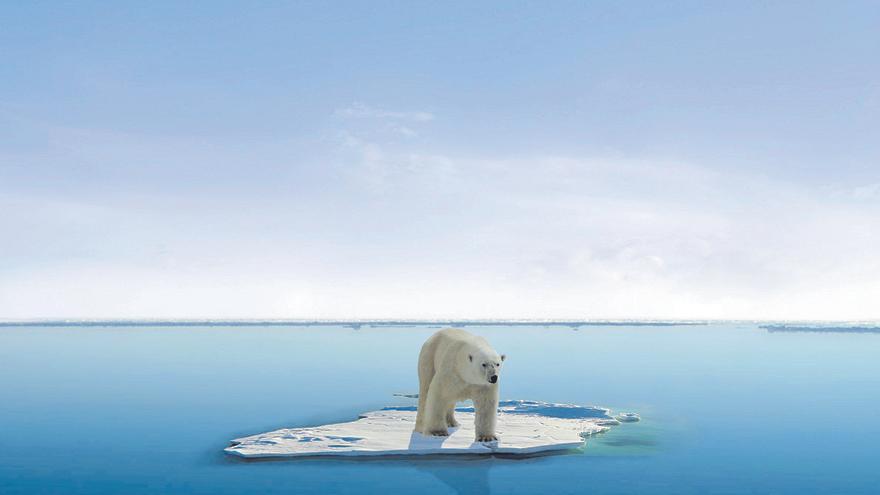¿Un polo norte sin hielo?