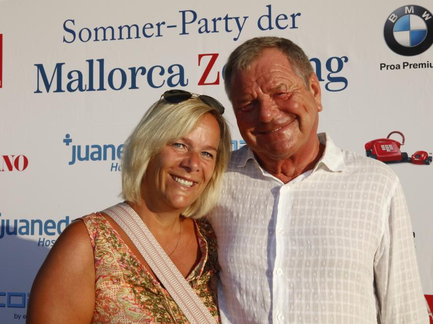 MZ-Sommerfest 2021 in Port Adriano: Sie waren unsere Gäste