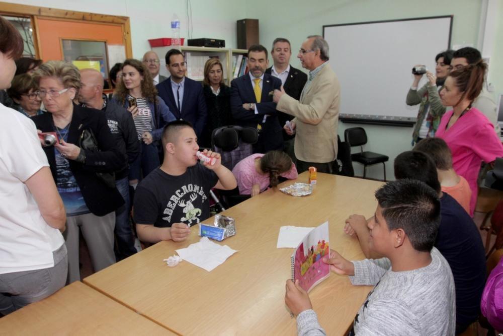 Aniversario del colegio Primitiva López