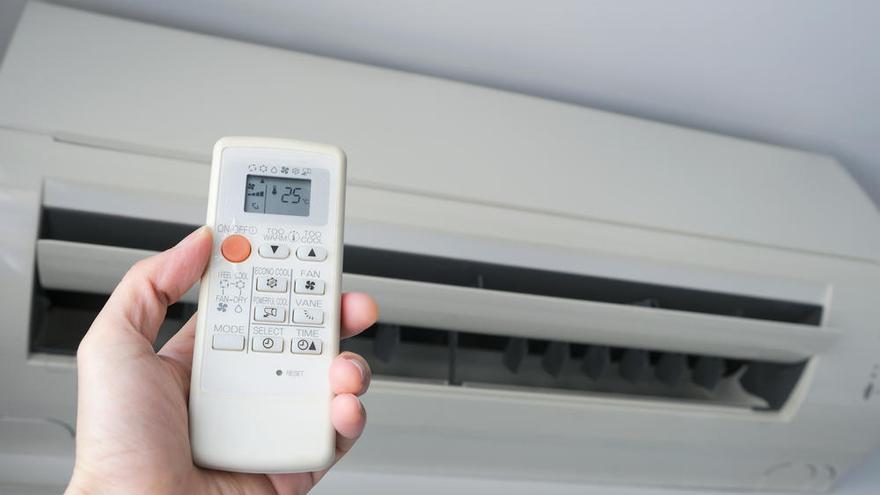 Una de cada dos viviendas de la Región de Murcia no tiene aire acondicionado