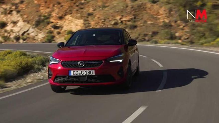 Nuevo Opel Corsa: Pasión por lo bueno
