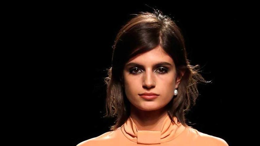 Torretta propone en Cibeles un estilo de elegancia sin artificios ni imposturas