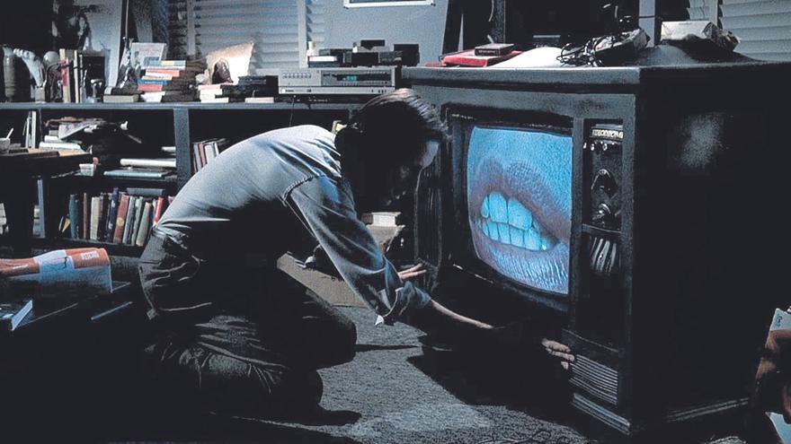 Videodrome, una cinta de culto instantánea