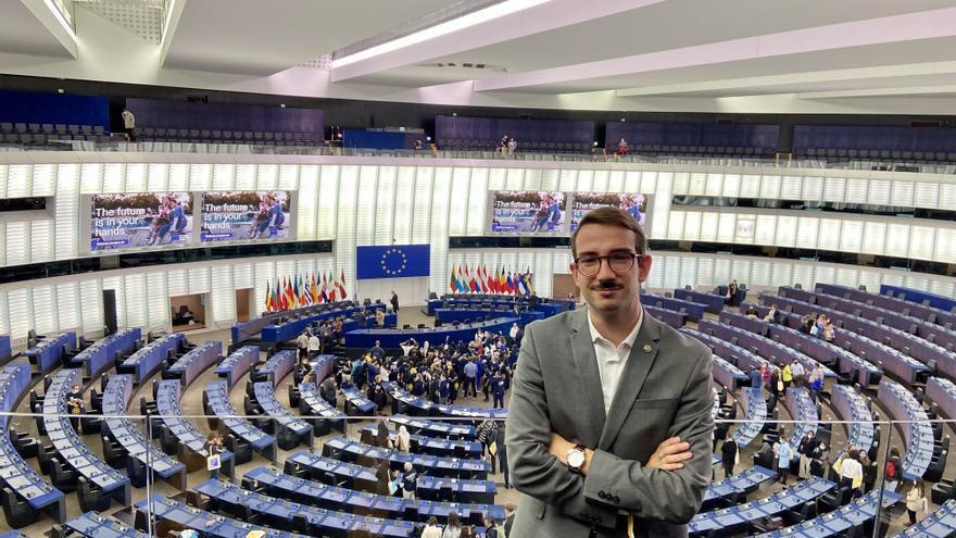 El zaragozano Álvaro Lombardo, entre los 50 emprendedores jóvenes de España
