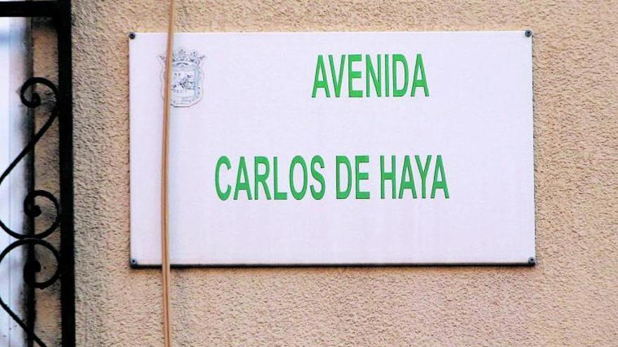 El Ayuntamiento de Málaga no tramita ningún cambio de nombre de calles de militares franquistas
